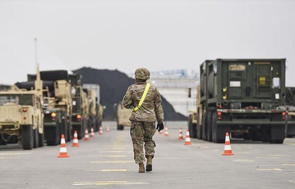 Amerika'dan Polonya'ya ilave bin asker