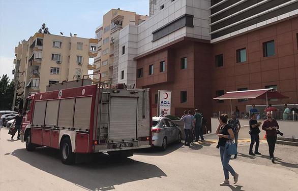 Antalya'da hastanede patlama: 1 ölü 2 yaralı