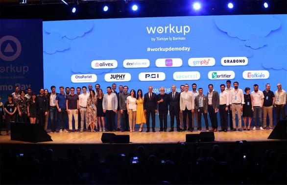 Workup'tan 11 mezun daha