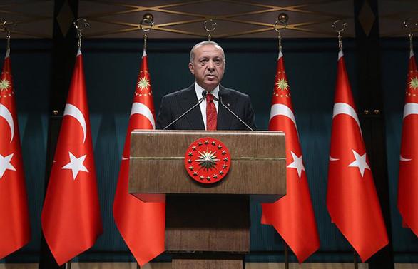 Erdoğan: Jandarma vatandaşın huzur ve refahını sağlıyor