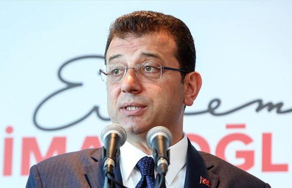 İmamoğlu: İstanbul İttifakı'nın adayıyım