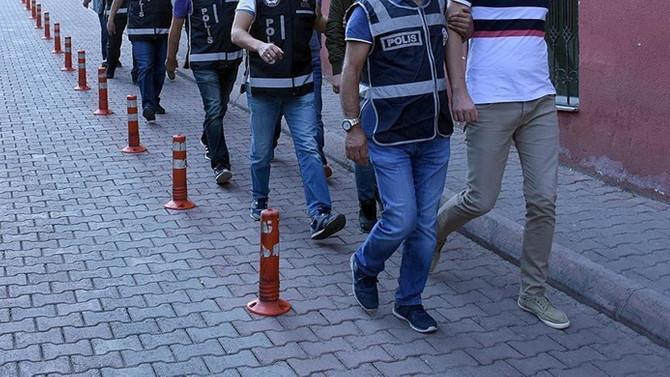 18 kişi hakkında FETÖ'den gözaltı kararı
