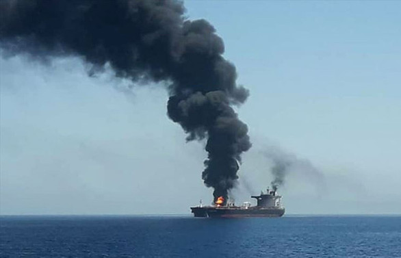 Japon tankerlerinin yanında İran gemisi vardı iddiası