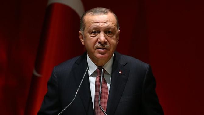 Erdoğan'dan 'ortak yayın' açıklaması