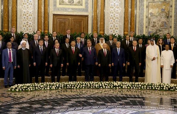 Cumhurbaşkanı Erdoğan Tacikistan ziyaretini değerlendirdi