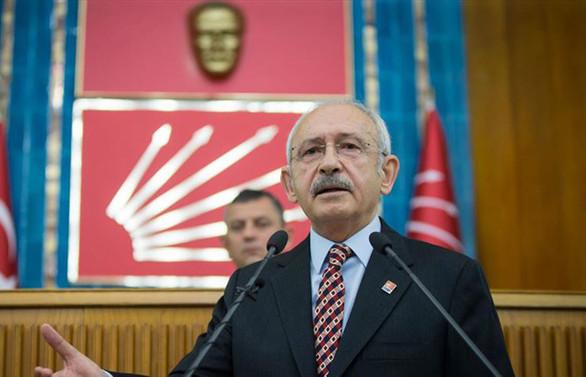 Kılıçdaroğlu'ndan Mursi açıklaması