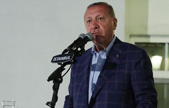 Cumhurbaşkanı Erdoğan: S-400 işi bitmiştir