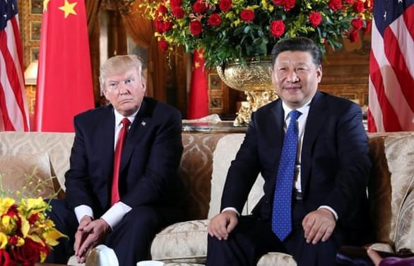 Trump ile Şi görüştü