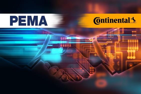 PEMA, filoların lastik yönetimini Continental'in CESAR'ı ile yapacak