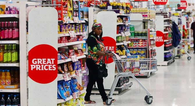 İngiltere'de enflasyon hedefe ulaştı