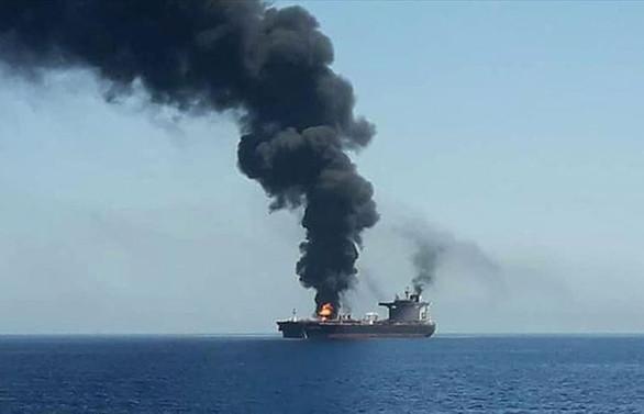 ABD'den yeni tanker saldırıları iddiası