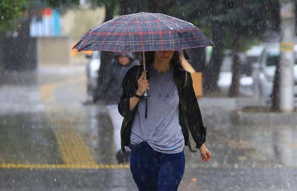 Kuzey ve iç kesimler için yağış uyarısı