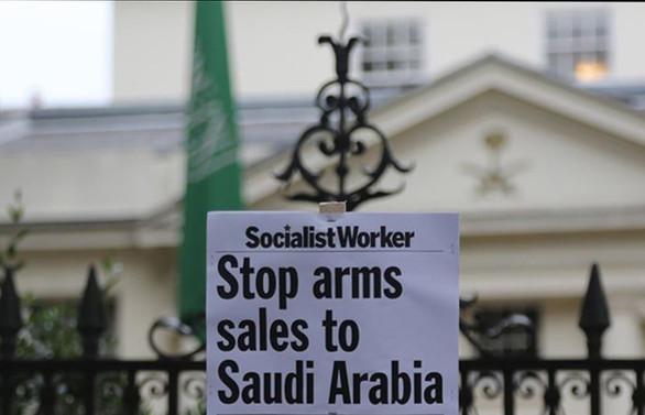 CAAT: Silah satışları hiç olmamalıydı