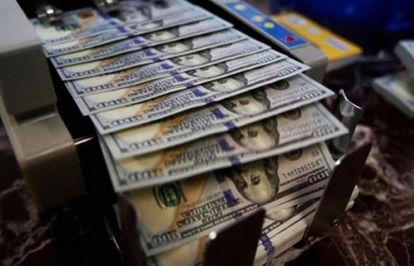 MB'nin brüt döviz rezervi 75.8 milyar dolara yükseldi