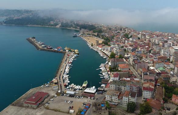 Sinop'ta turizmciler yeni imar planını bekliyor