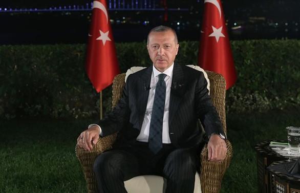 Erdoğan: Cezası belli bir süreyi aşarsa başkanlığı düşecektir