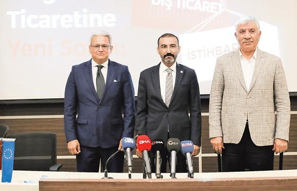 Antep'in ihracatına 'istihbarat' desteği