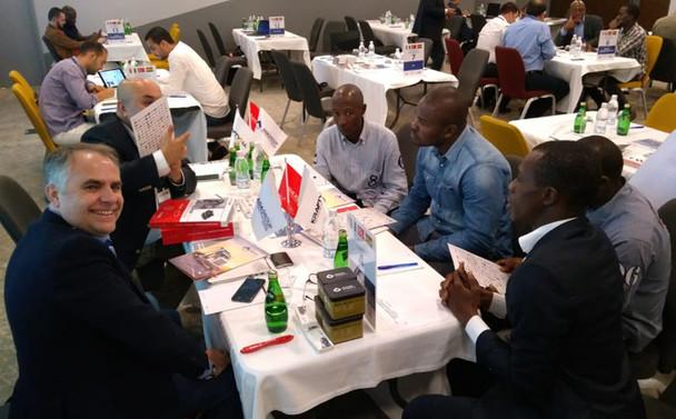Otomotivciler, Fildişi ve Gana'ya uzandı