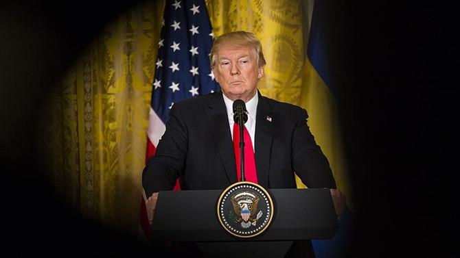 Trump: Saldırıya nihai onayı vermedim