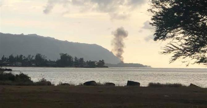 Hawaii'de uçak kazası: 9 ölü