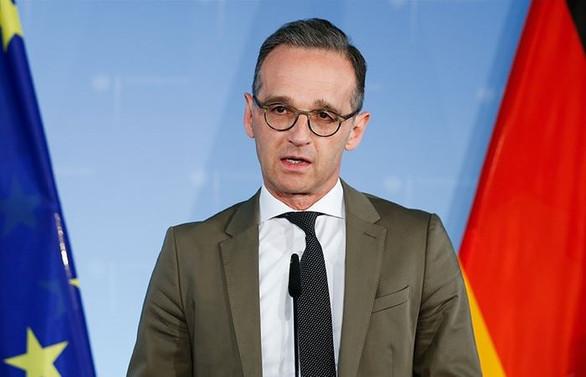 Maas: Almanya'nın aşırı sağcı terör sorunu var