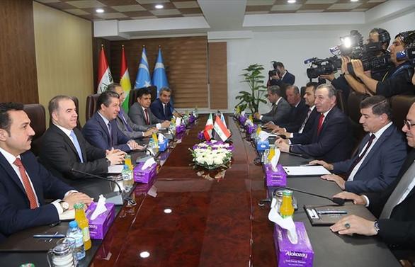 IKBY'de Türkmenlere bir bakanlık verilecek