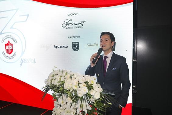 Türkiye'de İsviçre Ticaret Odası Derneği, 35. yılını kutladı