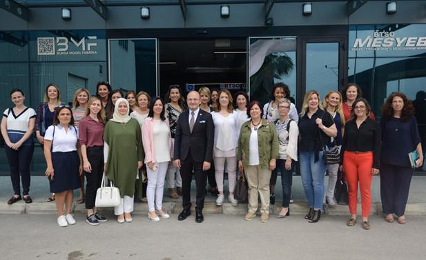 Bursa'ya 'Girişimcilik Evi' kuruluyor