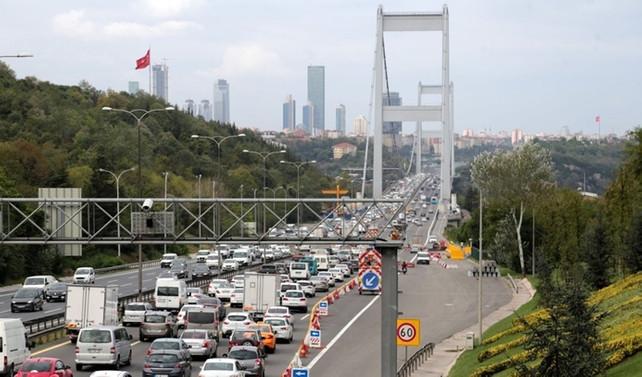 FSM'de çalışmalar nedeniyle bazı şeritler trafiğe kapatılacak