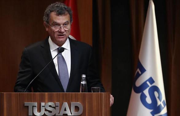 TÜSİAD: Ekrem İmamoğlu'nu kutluyoruz