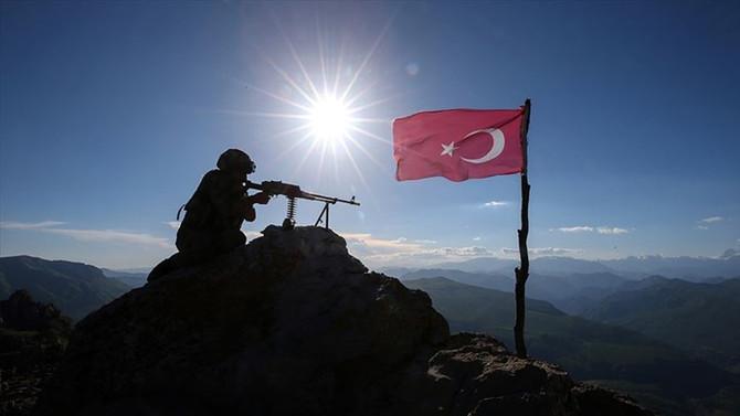 Operasyonlarda 7 terörist etkisiz hale getirildi