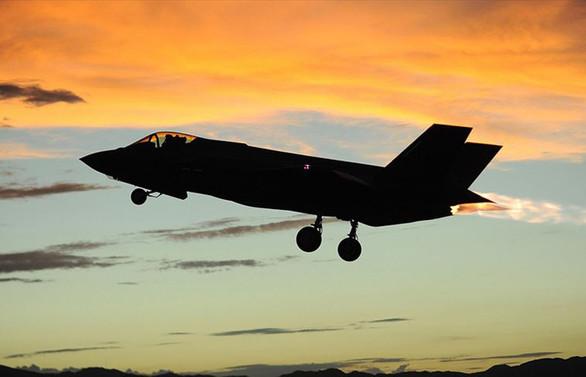 İngiliz F-35'leri Suriye ve Irak'ta görev uçuşunda