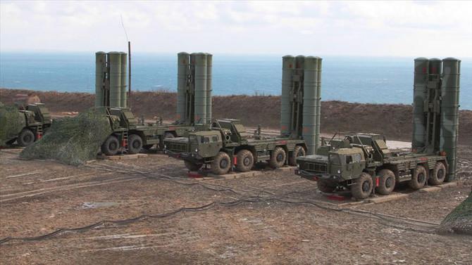 'S-400 Amerikan Patriotlarından daha üstün bir sistem'