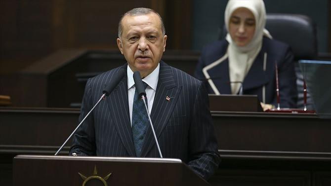 Erdoğan, seçim sonrası önemli mesajlar verdi