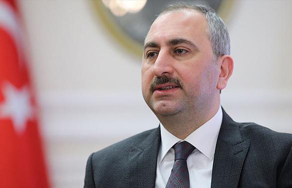 Bakan Gül'den 'Yargı Reformu' mektubu
