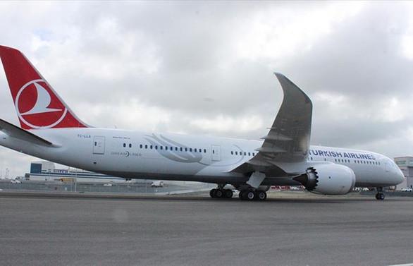 THY'nin 'rüya uçağı' İstanbul'da