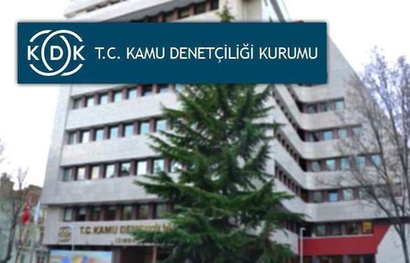 KDK tavsiye verdi müfettişin performans notu yükseldi