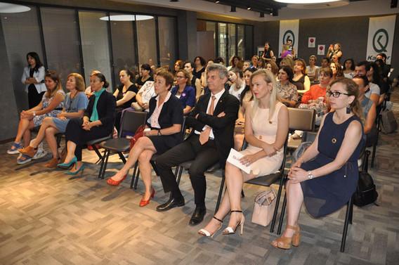 Kadının Güçlenmesi Bursa Platformu STK'ları dinledi