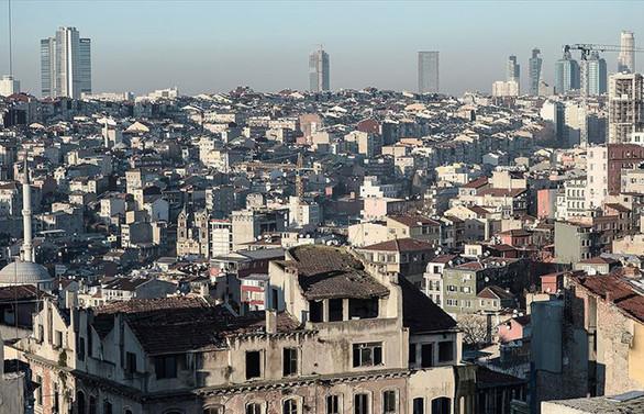 Beyoğlu ve Zeytinburnu'nda 'barış' etkisi