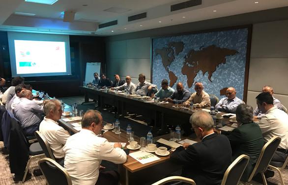 Serbest Bölgeler Dernekler Platformu 34. kez toplandı