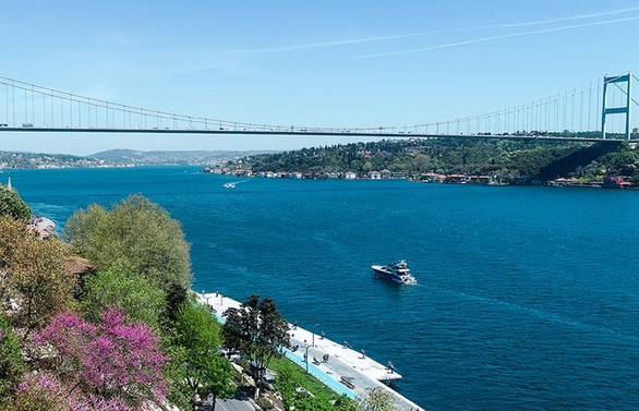 İstanbul Boğazı'nda gürültü kirliliği önlenecek