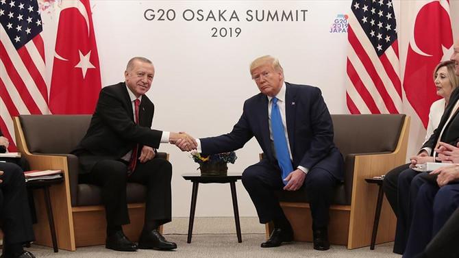 Erdoğan-Trump görüşmesinde ne mesajlar çıktı?