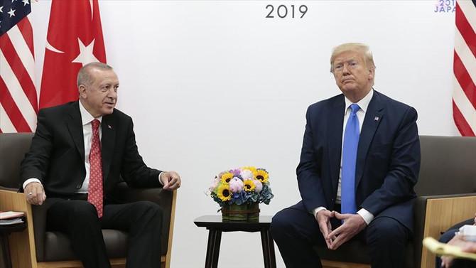 Beştepe ve Beyaz Saray'dan açıklama