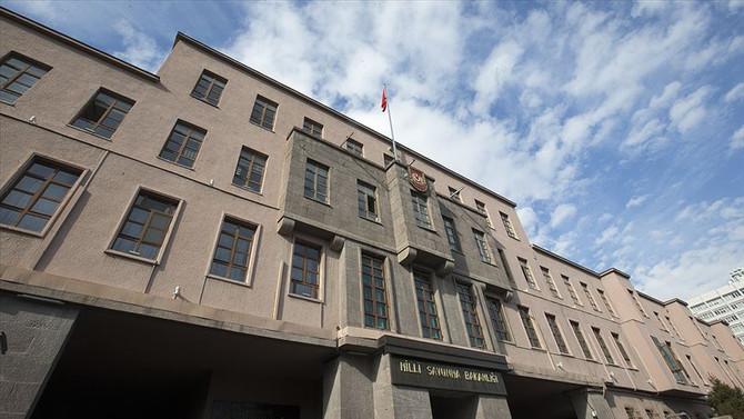 Milli Savunma Bakanlığı'ndan kınama
