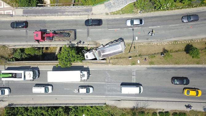 Trafik kazalarında can kaybı yüzde 61 azaldı