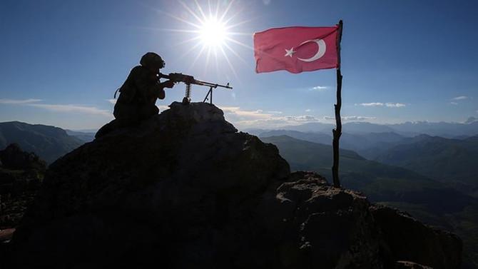 Pençe Harekatı'nda 6 terörist daha etkisiz hale getirildi