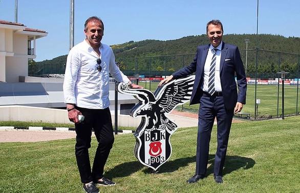 Beşiktaş'ta Abdullah Avcı dönemi başlıyor