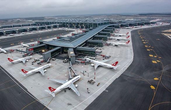 İstanbul baharda 25 milyon yolcu ağırladı