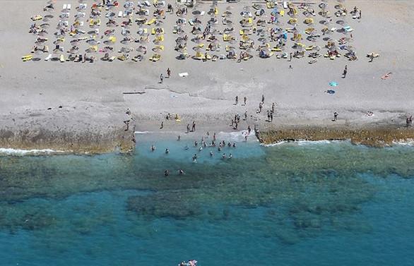 Antalya'ya gelen turistte yeni rekor