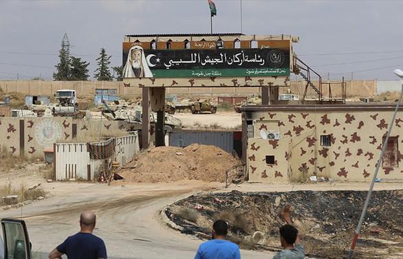 Libya'da alıkonulan 6 Türk denizci serbest bırakıldı